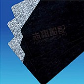 Coated graphite non-asbestos rubber sheet 304 steel wire mesh enhanced